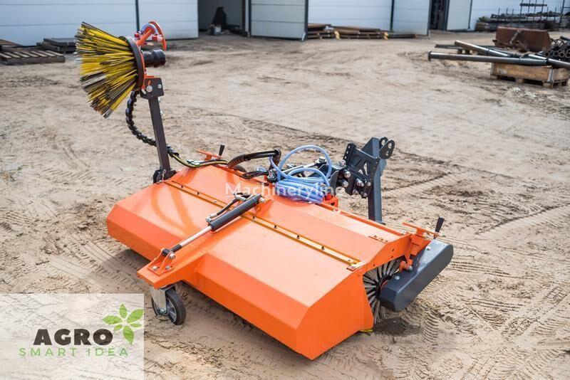nowa szczotka zamiatarka SMART Kehrmaschine 1,5m / Wischmaschine / Zamiatarka ZMW